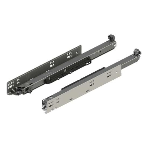 Blum 763.3810M Movento 15 Inch Full Extension Concealed Undermount Drawer Slide
