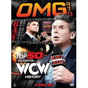 OMG!: Volume 2: The Top 50 Incidents in WCW History (DVD)