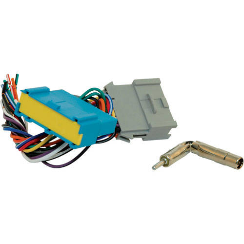 scosche car stereo wiring connector 94 06 gm walmart com OEM GM Electrical Connectors GM Connector Kits