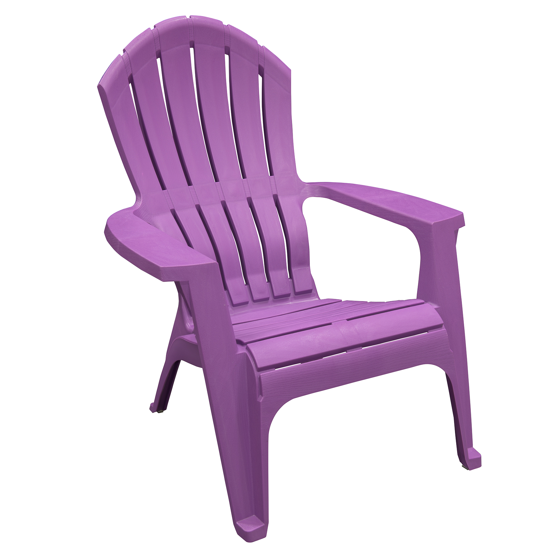 Adams RealComfort Adirondack Chair Bright Violet by Adams Manufacturing