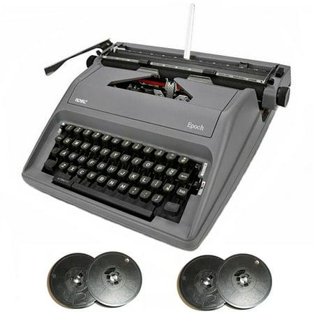 Best manual typewriter.