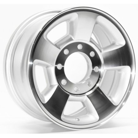 Aluminum Alloy Wheel Rim 17 Inch 03-09 Dodge Ram 2500 3500 Pickup Power