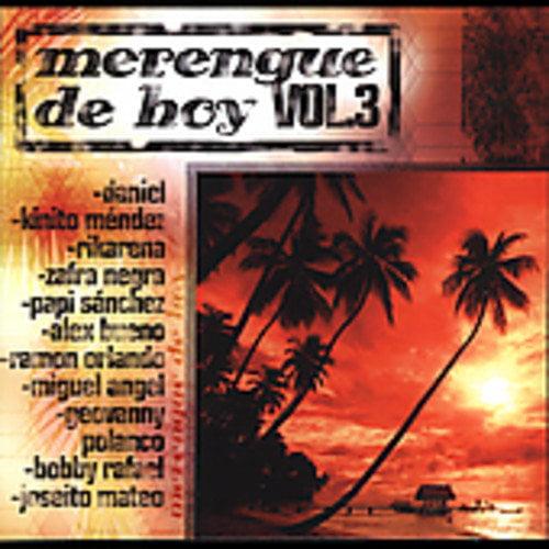 Merengue De Hoy - Vol. 3-Merengue De Hoy [CD]