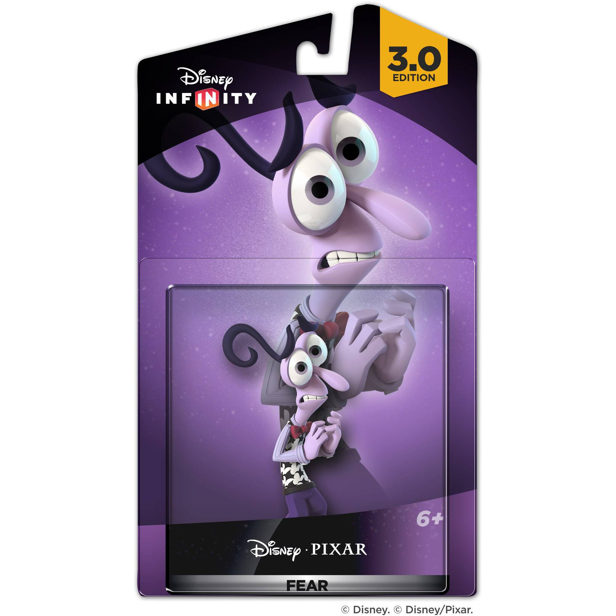 Disney Infinity 3.0 Inside Out Fear Figure (Universal)