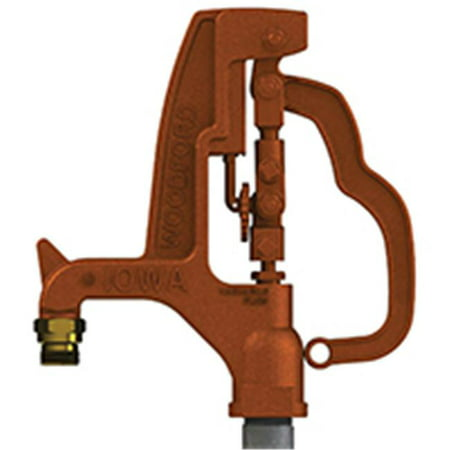 Eagle Mountain Products Y34-2 Hydrant Yard 2 Foot Bury Freezeless Eagle Mountain Straps