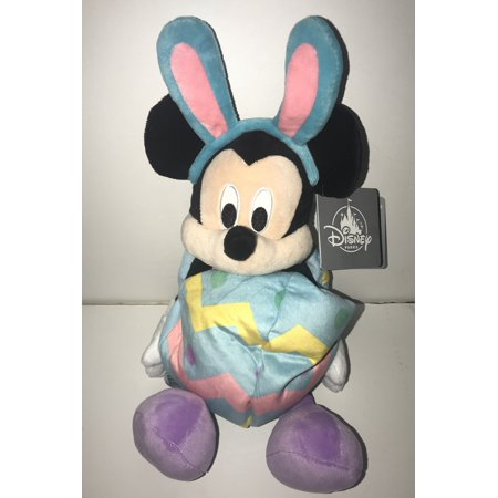 Disney Parks Mickey Mouse Easter Egg Plush 11