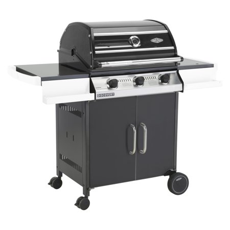 BeefEater Discovery i1000R 52 in. 3-Burner Propane Gas Grill with (Beefeater Discovery I1000 Series)