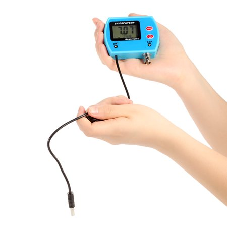 Mini Professional 3 in 1 Water Quality Tester Multi-parameter Water Quality Monitor Online pH / ORP & TEMP Meter Acidometer Water Quality Analysis Device