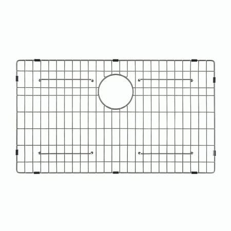 "KRAUS KBG-100-30 Stainless Steel Bottom Grid for KHU100-30 Single Bowl 30"" Kitchen Sink, 27 ½"" x 15 11/16"
