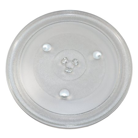 Hqrp 12 3 8 Inch Gl Turntable Tray For Hamilton Beach P100n30 P100n30al P100n30als3b