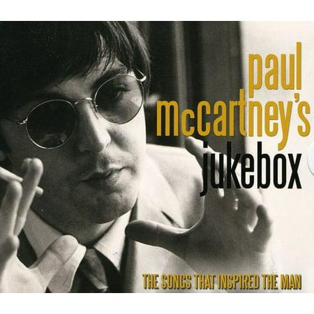 Paul McCartney's Jukebox - Paul McCartney's Jukebox [CD] - Fifties Jukebox