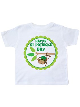 Product Image Happy St Patricks Day Holiday Toddler T-Shirt c50cecd8754