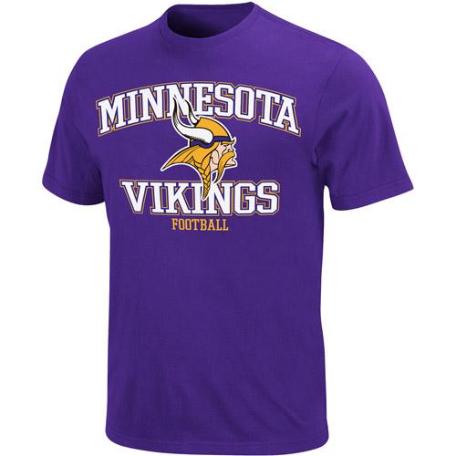 NFL - Men's Minnesota Vikings Short Sleeve Team Tee