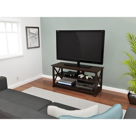 Royce Tv Stand For Tv S Up To 60 Quot Wood Espresso