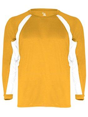 Badger Youth Hook Long-Sleeve T-Shirt 2154