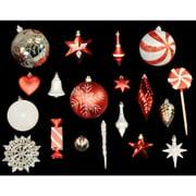 Christmas at Winterland WL-ORNKIT-98-CDY 98 Mini Candy Ornaments