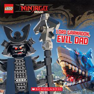 Lord Garmadon, Evil Dad (The LEGO Ninjago Movie: Storybook) - - Lord Garmadon Costume