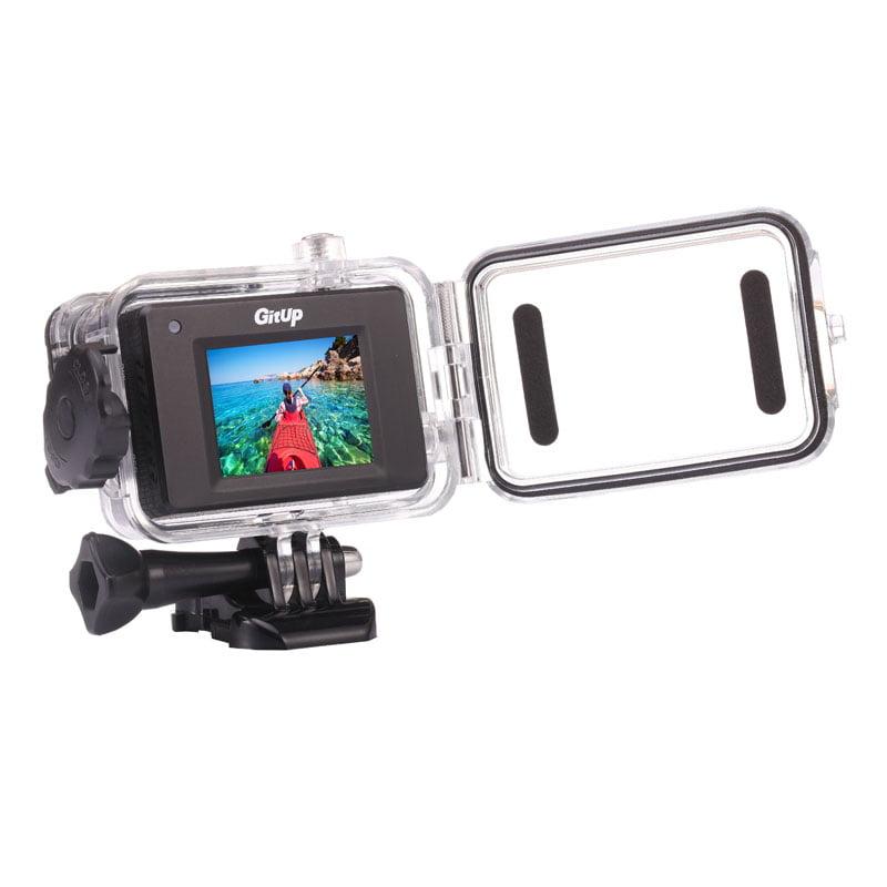 GIT1 Action Camera - Pro Edition - 1080p HD + WiFi Functi...