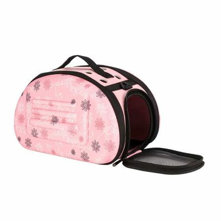 Handbag Pet Carrier, Pink Dog Pet Carrier Teacup