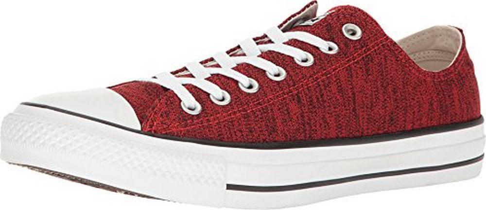 Converse Unisex CTAS OX, CASINO/BLACK/WHITE Economical, stylish, and eye-catching shoes