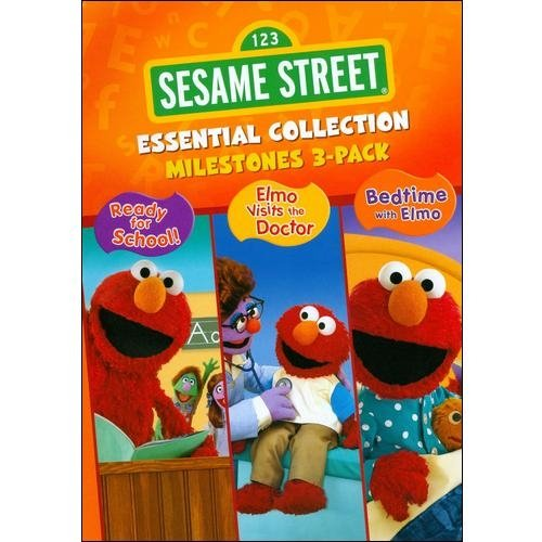Sesame Street Essentials Collection: Milestones (Full Frame) by TIME WARNER