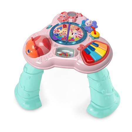 bright starts musical learning table toy. Black Bedroom Furniture Sets. Home Design Ideas