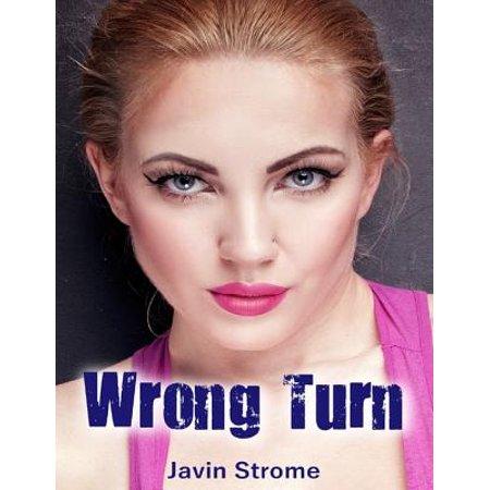 Wrong Turn - eBook