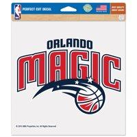 "Orlando Magic WinCraft 8"" x 8"" Flag Color Decal"