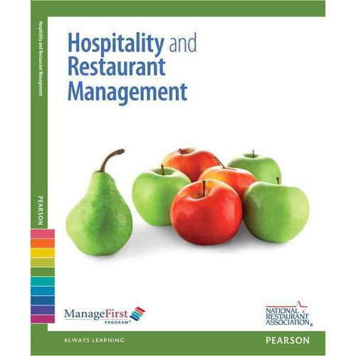 Hospitality and Restaurant Management: With Answer Sheet