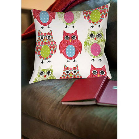 Thumbprintz Owls Indoor Pillow