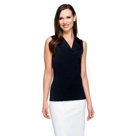 Kathleen Kirkwood Dictrac-Ease Notch Collar Camisole A224161