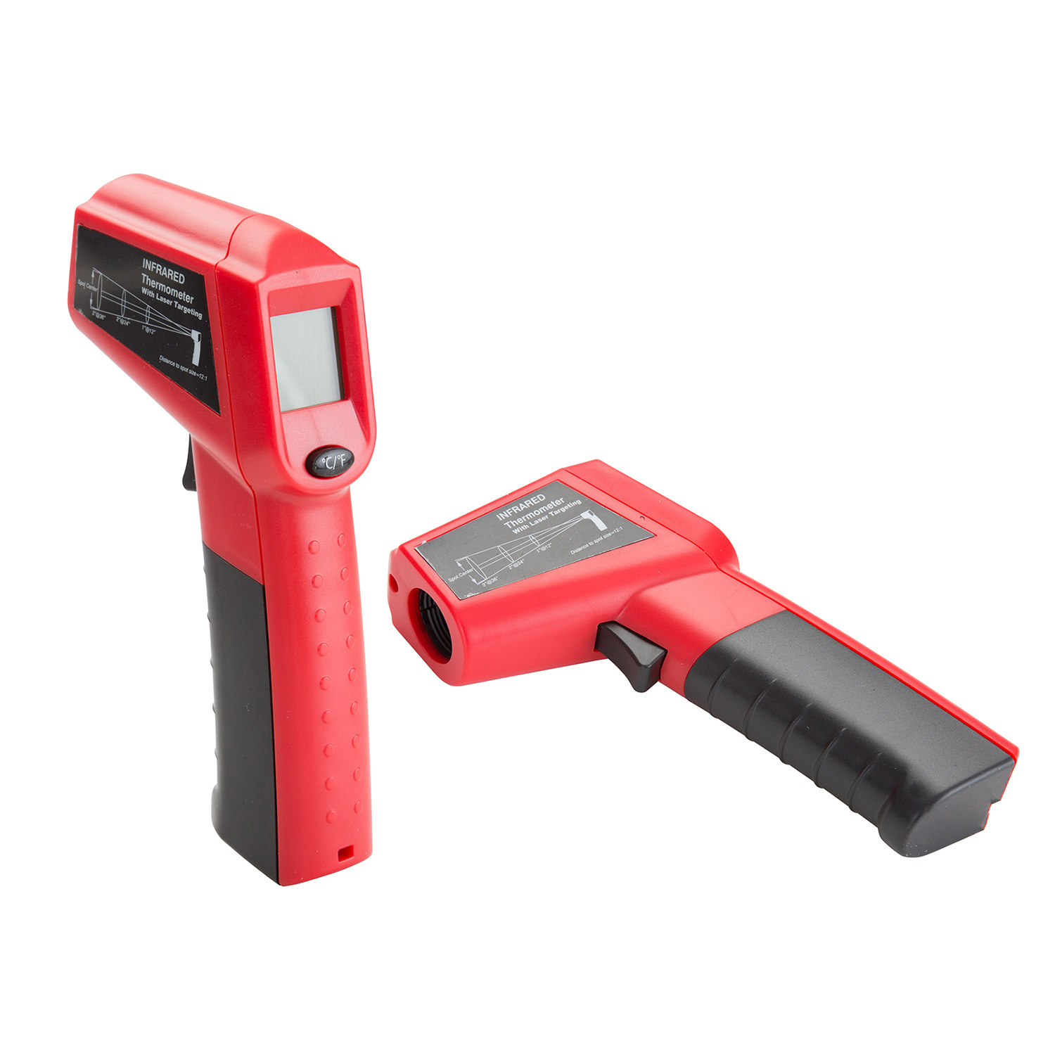 Hyper Tough™ Infrared Thermometer