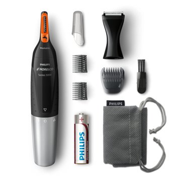 Philips Norelco Series 5000 Nose, Eyebrow and Ear Trimmer