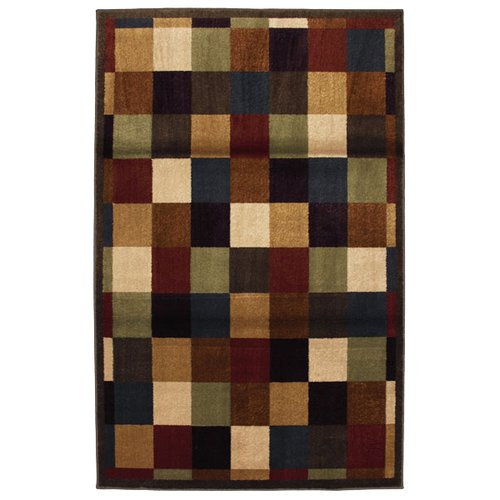 Mohawk Bartley Olefin Area Rug Multi Color 6 6 Quot X 9
