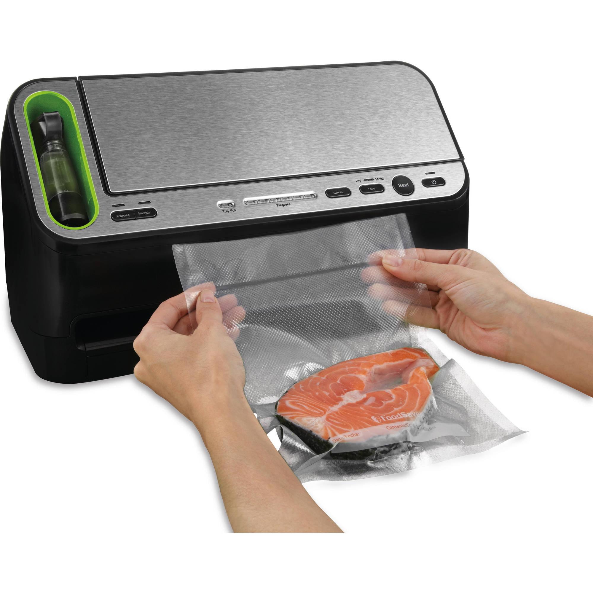 foodsaver vacuum sealer bo with freshsaver fsfssl4420 m15