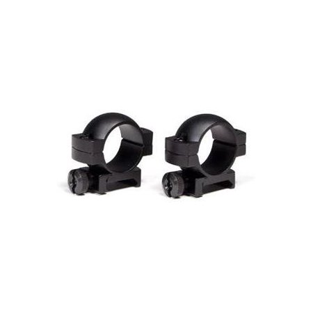 Vortex 1-inch Riflescope Rings, Low, Picatinny/Weaver Mount, Set of