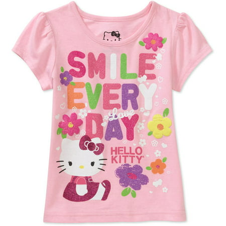 hello kitty baby girls 39 graphic tee. Black Bedroom Furniture Sets. Home Design Ideas