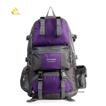 UBesGoo Hiking Backpack 50L Waterproof Sports Bag Multifunctional Outdoor Bags Camping Hunting Travel Treck Mochila Backpack ()