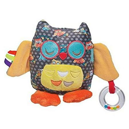 Play Tivity Owl Cuddle Pal 10