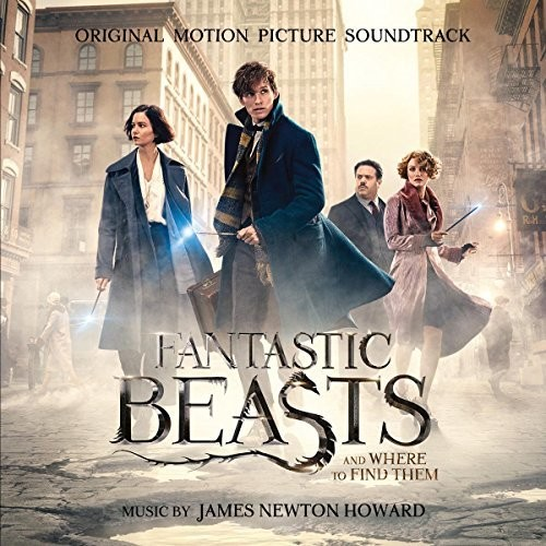 Fantastic Beasts & Where To Find Them Soundtrack (Vinyl)