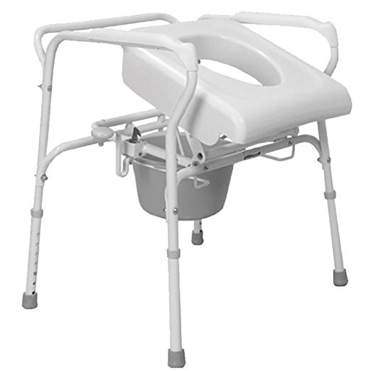 Carex Uplift Commode Assist Lifting Seat