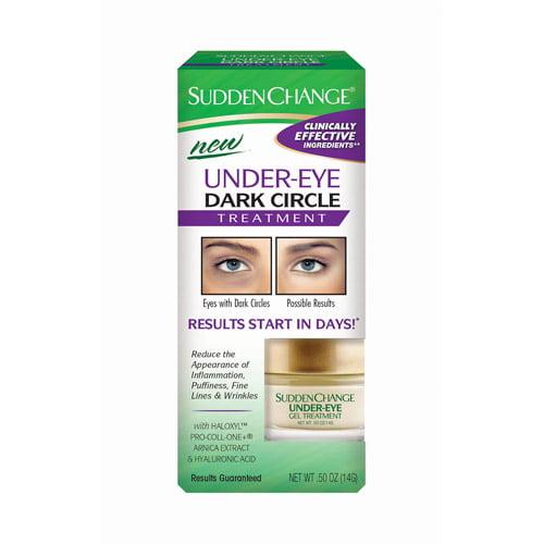 SuddenChange Under-Eye Dark Circle Treatment, 0.50 oz