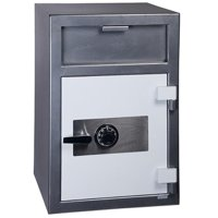 Hollon Safe FD-3020CILK Depository Safe with inner locking department