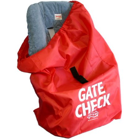 d25b0f95652 J.L. Childress Gate Check Travel Bag for Car Seats - Walmart.com