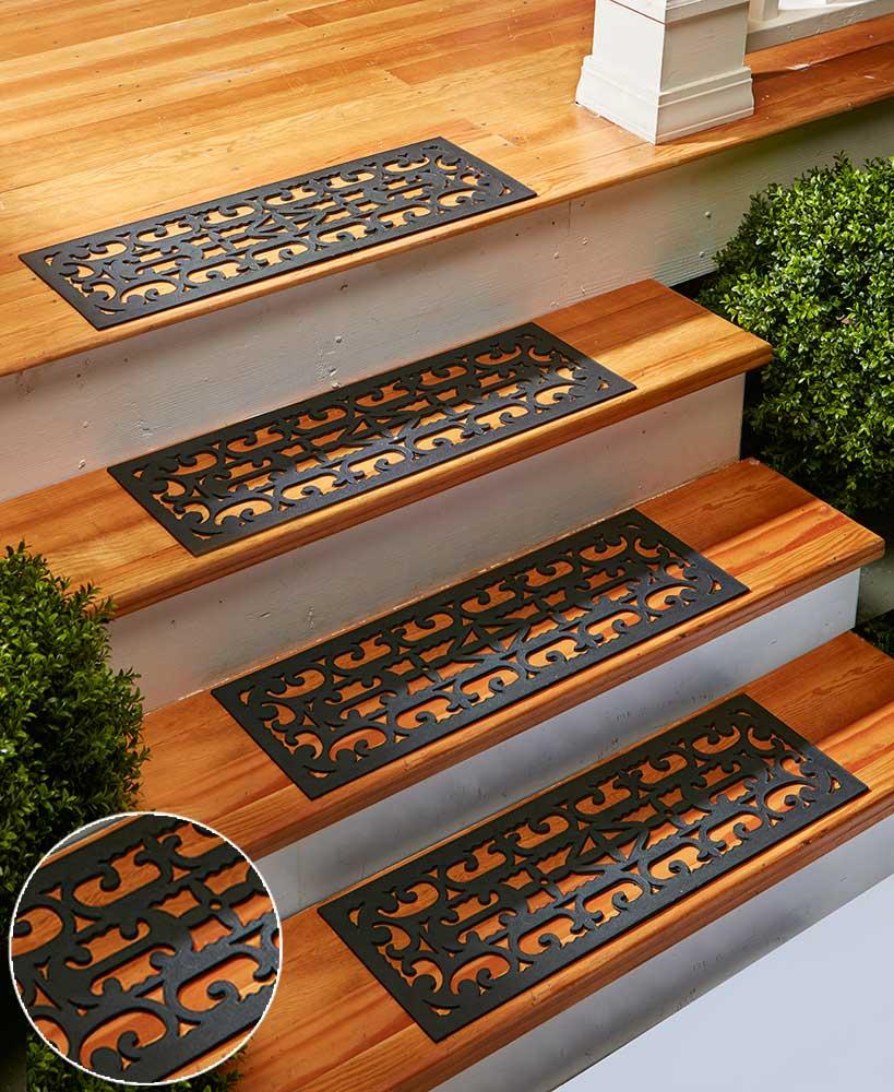 Set Of 4 Stair Mats