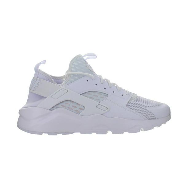 Mens Nike Air Huarache Run Ultra Breathe White 833147-100