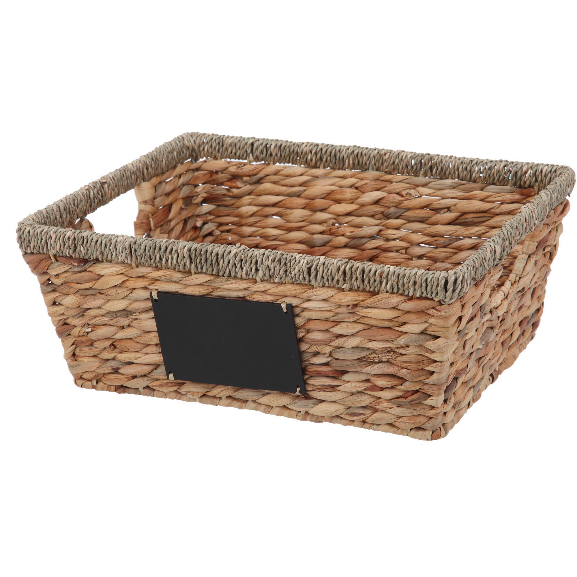 Better Homes and Gardens Hyacinth Twist Medium Taper Basket