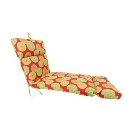 Jordan Manufacturing 9552pk1 1378e Springdale Beachside Universal Replacement Chaise Cushion