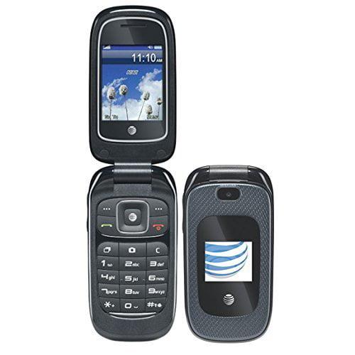 Pure Talk AT Flip Phone ZTE222