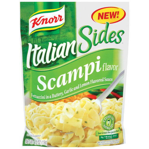 Knorr Italian Sides Scampi, 4.3 oz
